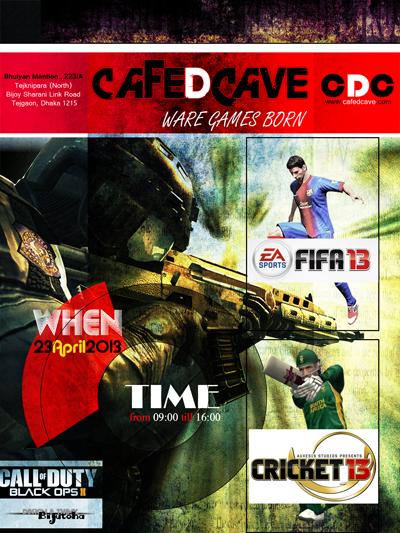 Gaming Poster Bijutoha