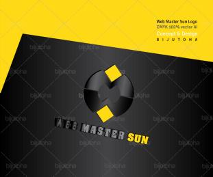 Webmaster Logo Design Concept